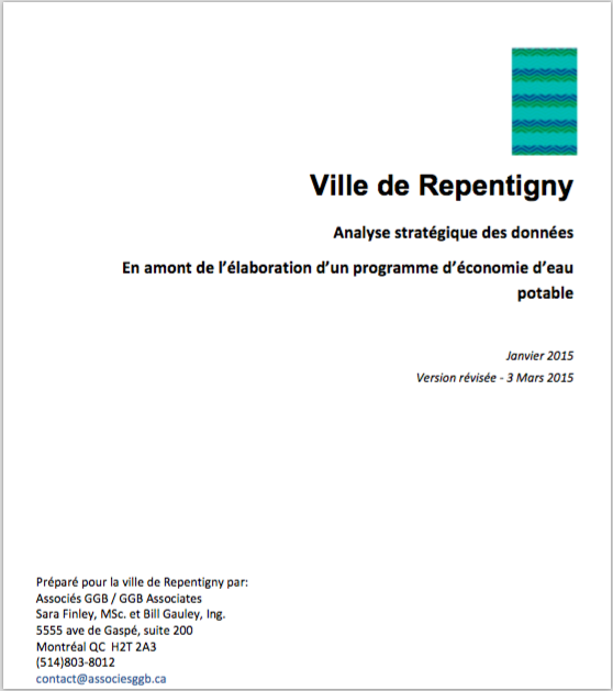 Repentigny cover